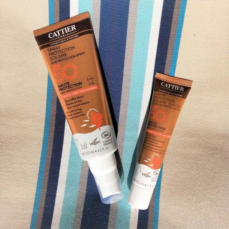 Pharmacie Lafayette Blog Cattier Crème solaire bio