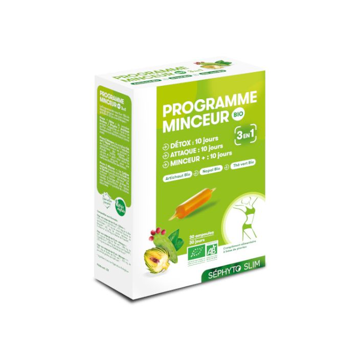 programme minceur en pharmacie)