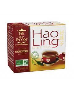 Thé de la Pagode Hao Lingettes Thé Bio 30 Infusettes