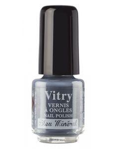 Vitry Vernis à Ongle Mini Bleu Mineral 4ml
