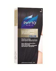 Phytocolor Couleur Soin 1 Noir Kit