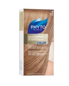 Phytocolor Couleur Soin 8 Blond Clair Kit