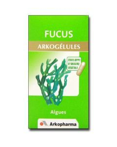 Arkogélules fucus 45 gélules