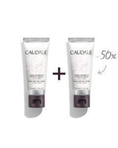 Caudalie Crèmes Gourmandes Mains et Ongles Duo 2 x 75 ml
