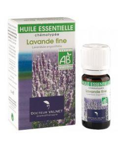Dr Valnet Huile Essentielle Lavande Fine Bio 10ml