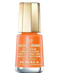 Mavala Mini Vernis 127 Volcanic Orange 5ml