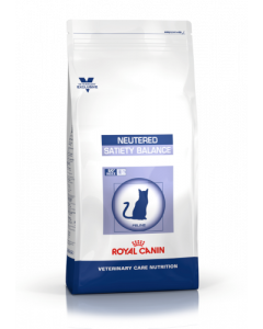Royal Canin Veterinary Care Neutered Satiety Balance Croquettes pour Chat 12kg