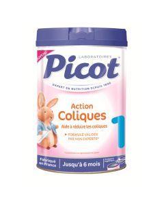 Picot Action Coliques 1 1er âge 900g