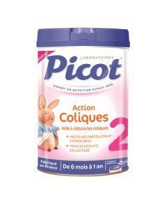 Picot Action Coliques 2 2ème âge 900g