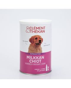 Clément Thékan Milkkan Chiot Lait Maternisé  en Poudre 400g