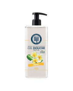 Authentine Gel Douche Monoï 1l