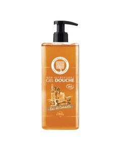 Authentine Gel Douche Bois De Cannelle Bio 1 L