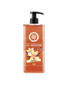 Authentine Gel Douche Vanille 1 L