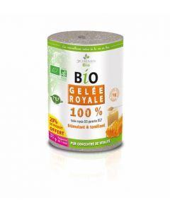 3 Chênes Gelée Royale 100 % Bio Pot de 30g
