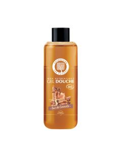 Authentine Gel Douche Bois De Cannelle Bio 200 Ml
