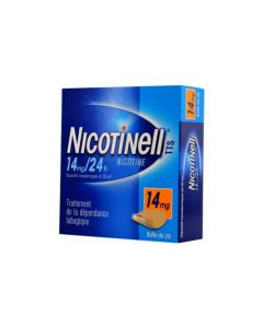 NICOTINELL TTS 14mg/24h dispositif transdermique