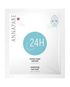Annayake 24H Masque Visage Hydratant