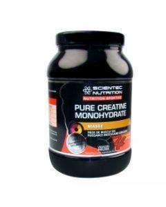 Scientec Nutrition Pure Créatine Monohydrate 1kg