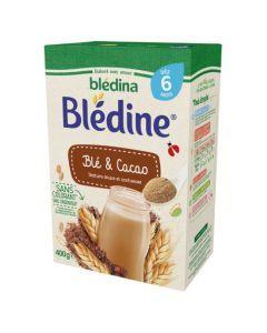 Blédina Blédine Blé & Cacao dès 6 mois 400g
