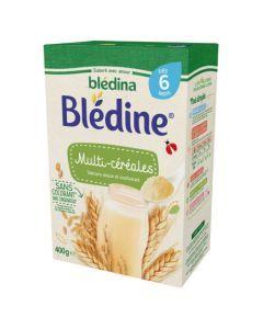 Blédina Blédine Multi-Céréales dès 6 mois 400g