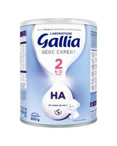 Gallia Bébé Expert 2ème âge 800g