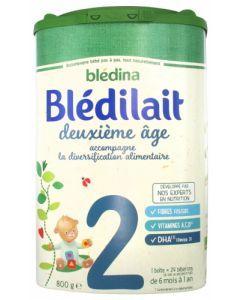 Blédina Blédilait 2ème âge 800g