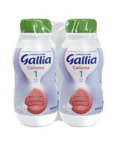 Gallia Calisma 1er âge 4 x 500ml