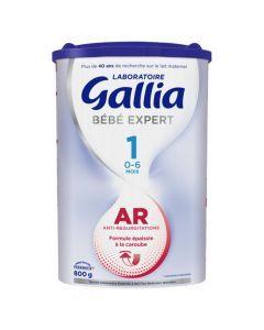 Gallia Bébé Expert AR 1er âge 800g