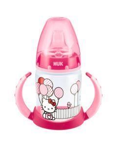 Nuk Biberon d'apprentissage 150 ml Hello Kitty