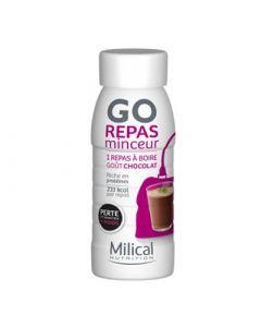 Milical Go Repas Minceur Saveur Chocolat 236ml