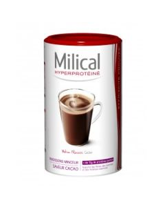 Milical Hyperprotéiné Cacao 18 Sachets