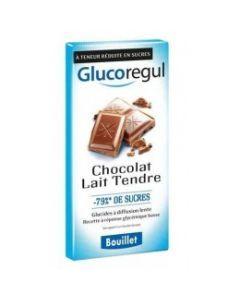 Bouillet Glucoregul Nutrition Chocolat Lait 80g