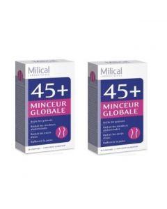 Milical 45+ Minceur Globale 56 Comprimés