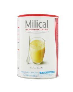 Milical Hyperprotéiné Vanille 18 Milk-shakes
