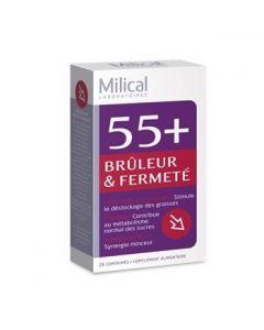 Milical 55+ Bruleur Fermeté 28 Comprimés