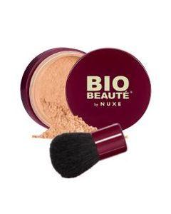Nuxe Bio-Beauté Fond De Teint Poudre Minérale Caramel Ambré Pot 4gr
