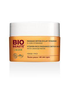 Nuxe Bio-Beauté Masque Detox Vitaminé Pot 50ml
