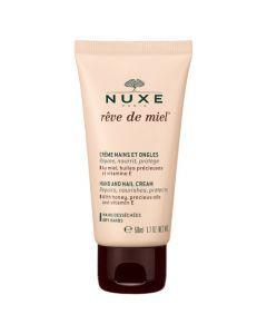Nuxe Rêve de Miel Crème Mains et Ongles  Tube 50ml
