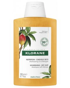 Klorane Shampoing à la Mangue 200ml