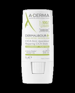 A-Derma Dermalibour+ CICA-Stick réparateur assainissant 8g