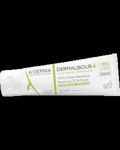 A-Derma Dermalibour+ CICA-Crème réparatrice assainissante 50ml