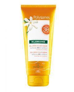 Klorane Polysiane Gel-Crème Solaire Sublime SPF30 200ml