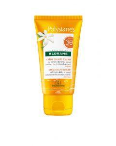 Klorane Polysianes Crème Solaire Sublime SPF30 50ml