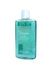 Avène Cleanance Gel Nettoyant Purifiant 200ml+ 25% Offert