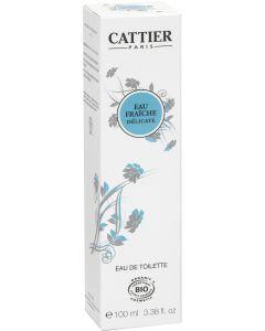 Cattier Eau Fraîche Délicate - 100 Ml