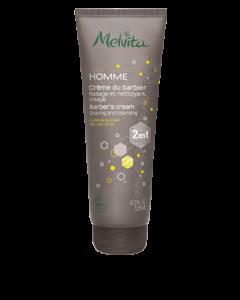 Melvita Homme Crème du Barbier Bio 125ml