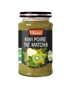 Vitabio Délice Superfruits Spécialité de Kiwi Poire Thé Matcha Bio 290g