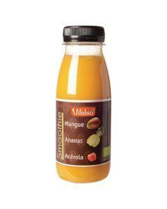 Vitabio Smoothie Mangue Ananas Acerola Bio 25cl