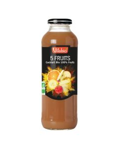 Vitabio Cocktail de Jus et de Purée de Fruits Bio 50cl