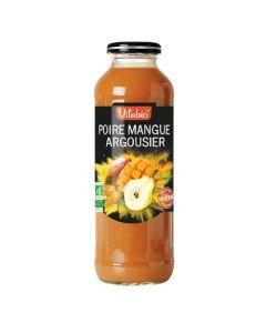Vitabio Boisson Bio Superfruits Poire Mangue Argousier 50cl